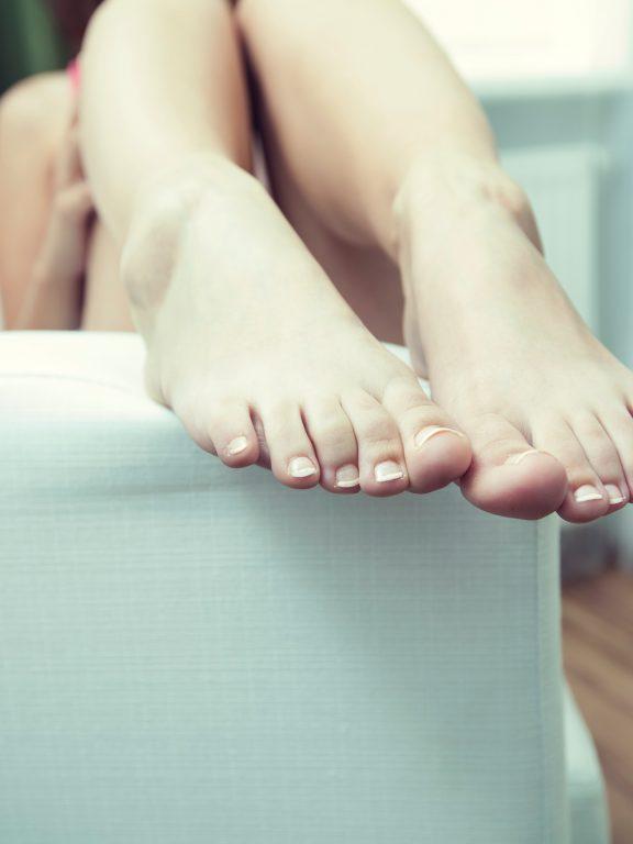 Jak leczyć stopy